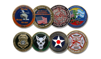 Max Challenge Coins | Custom Challenge Coins | Challenge Coins | Custom Coins