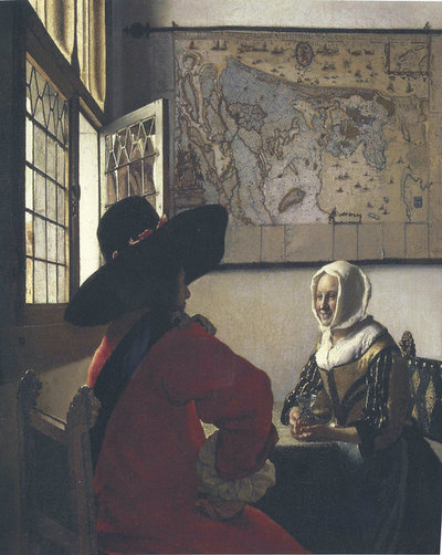 What Vermeer Can Teach Us About Interior Design