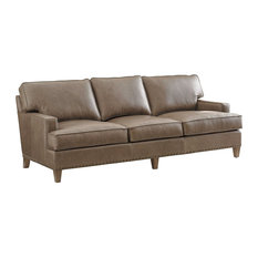 Superieur Tommy Bahama Home   Tommy Bahama Home Cypress Point Hughes Leather Sofa    Sofas