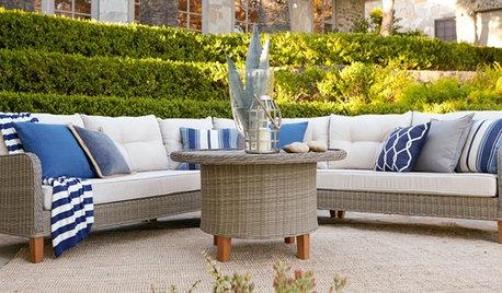 Up to 75% Off Outdoor Living Preseason Sale