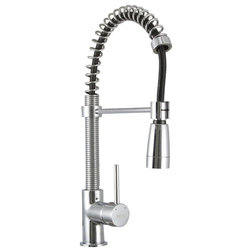 Contemporary Kitchen Faucets by Ucore Inc.