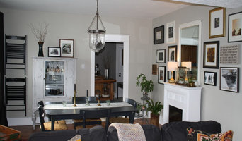 Eclectic Boho Living/Dining