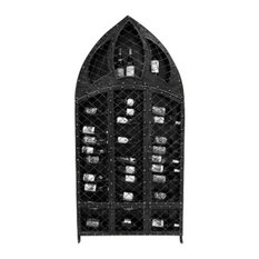 Bella Toscana 42-Wine Bottle Wall Rack