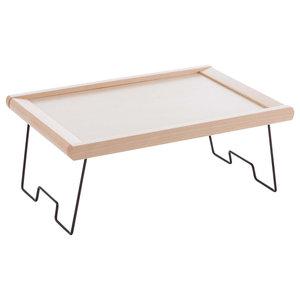 Melfo Bed Tray, Natural