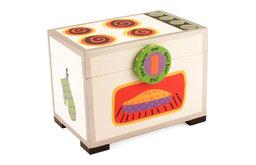 Oven Recipe Box