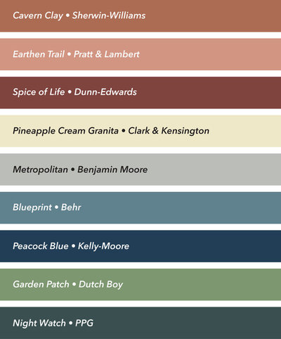 2019 Paint Color Trends for Your Home | Republic, MO Real