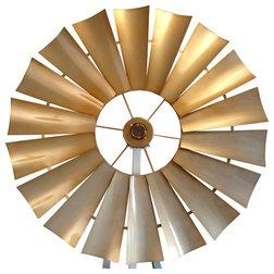 Farmhouse Ceiling Fans by The Windmill Ceiling Fan Company