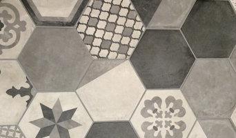Nos carreaux imitation ciment