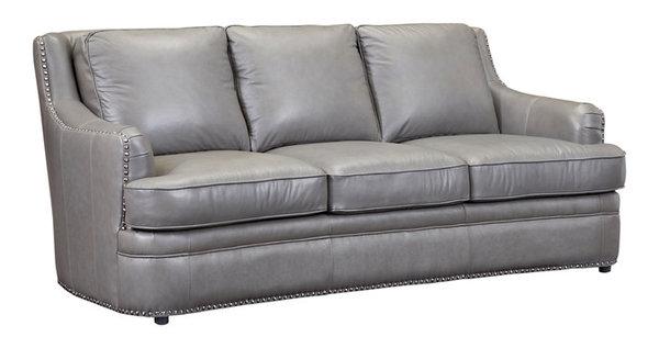 Calvin Top Grain Italian Leather Sofa
