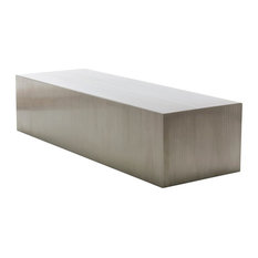 Athens Coffee Table Stainless Steel
