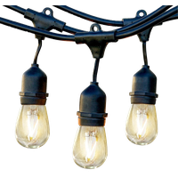Brightech Ambience Pro LED 2W Waterproof Outdoor String Lights