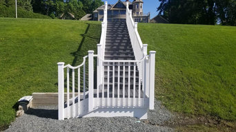 Outdoor Staircase Project