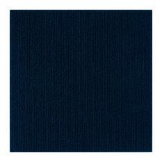 "Nexus 12""x12"" Self Adhesive Carpet Floor Tile, 12-Tile/12 sq. ft., Navy"