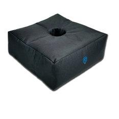 "Gravipod 14"" Square Umbrella Base Weight Bag - Up to 65 lbs."