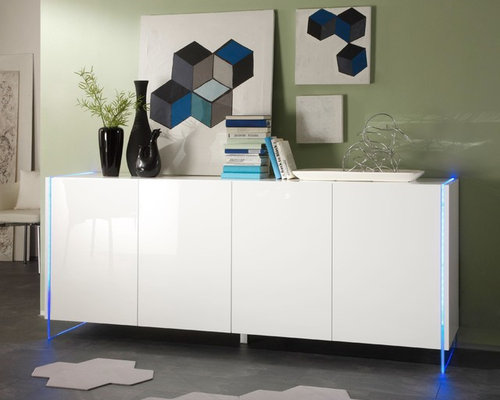 Modern sideboard buffets for Madia moderna mondo convenienza