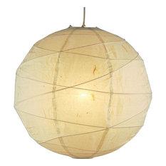 50 most popular asian pendant lights for 2018 houzz adesso orb pendant medium pendant lighting aloadofball Image collections
