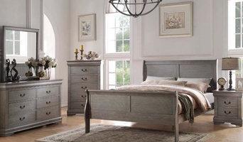 6 PIECE QUEEN BED ROOM SET $495