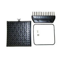GRILL DADDY BRUSH COMPANY - Grill Daddy Pro Replacement Brush Set - Grill Tools & Accessories