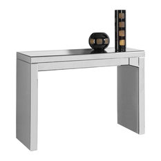 Monarch Mirrored Console Table