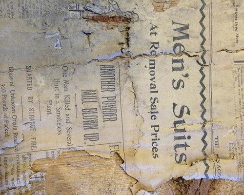 Sliding Barn Door Reclaimed Materials - Interior Doors