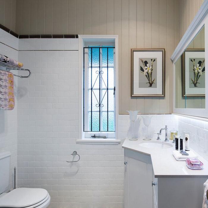 Traditional Bathroom in Yeronga Queenslander