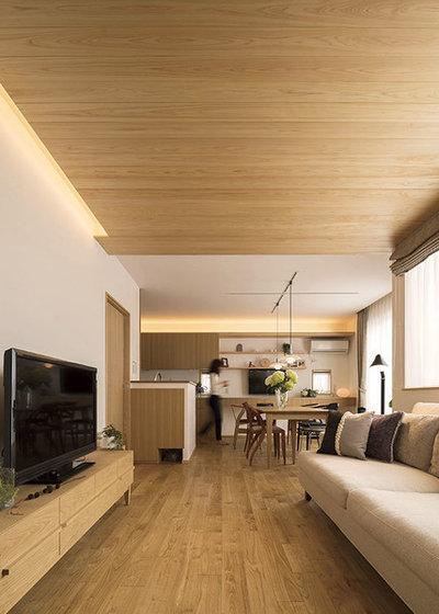 北欧 リビング by Interior & Lifestyle Design RH+ (アールエイチプラス)