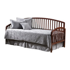 Carolina Daybed With Suspension Deck Set, Cherry, Without Trundle