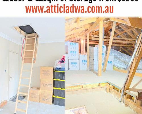 Storage Ideas Perth by Attic Lad WA - Storage and Organisation