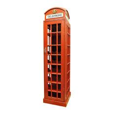 Telephone Wine Cabinet