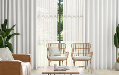 So What's New in Window Treatments?