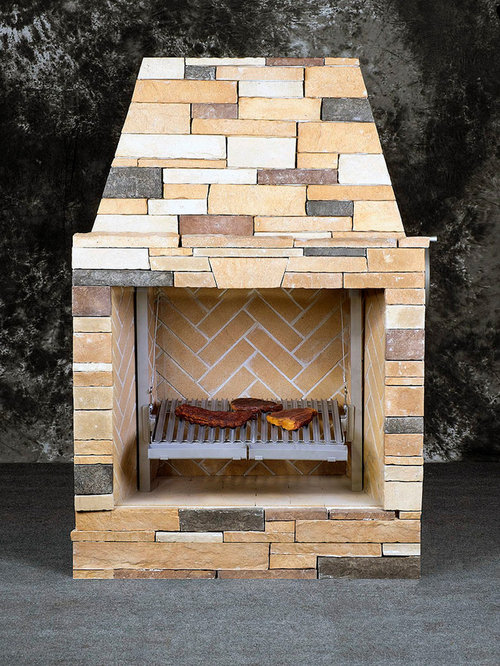 Fireplace Grill Insert