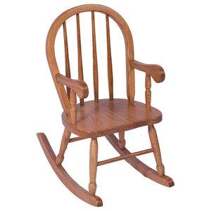 Miraculous Gift Mark Home Kids Children Adult Rocking Chair Machost Co Dining Chair Design Ideas Machostcouk
