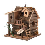Gone Fishing Birdhouse