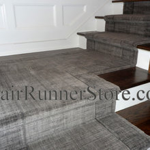 Stair Runners - Available in Many Styles.