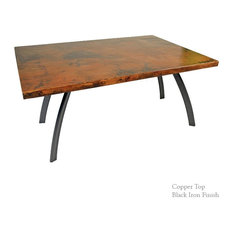 """Chanal Rectangle Table With 72""""x42"""" Top"""