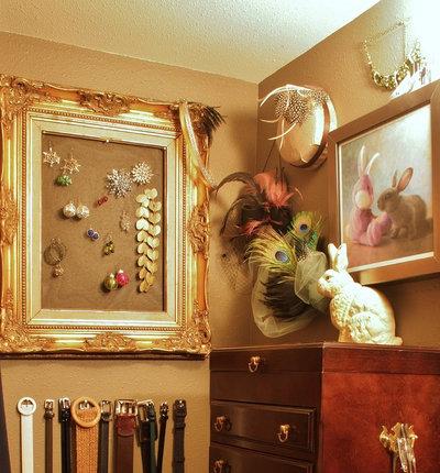 Craftsman Closet by Kimberley Bryan