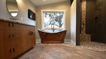 Ranch Bathroom Remodel - Central Point, OR