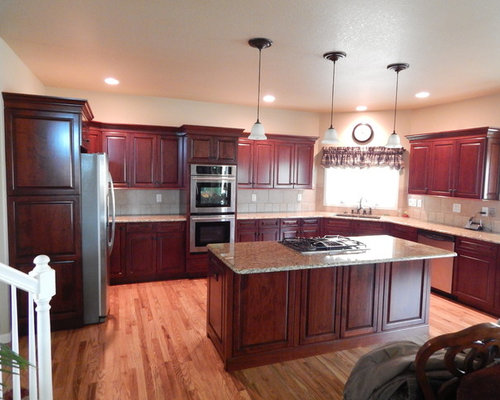 Refinishing Kitchen Cabinets Ideas, Pictures, Remodel and Decor