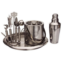Contemporary Cocktail Shakers And Bar Tool Sets by UnbeatableSale Inc.