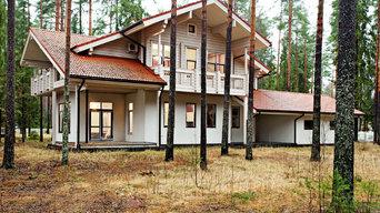 Дом в поселке Корабельные сосны