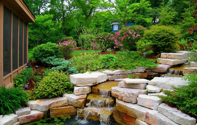 Fresh Ideas for Landscaping With Rocks and Stones