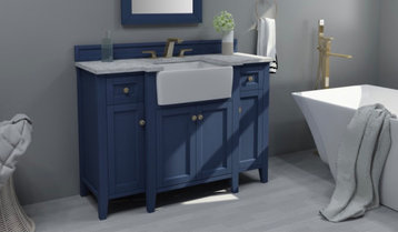 Statement Vanities With Free Shipping