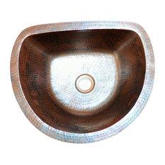 Angangueo Hand Made Copper Sink
