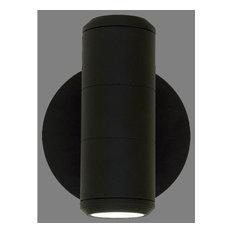 DVI Lighting DVP115013BK Summerside Outdoor Wall Light In Black