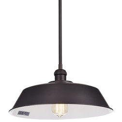 Industrial Pendant Lighting by Edvivi LLC