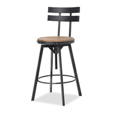 50 Most Popular Silver Bar Stools And Counter Stools For 2019 Houzz