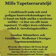 Mills Tapetserarateljès profilbild