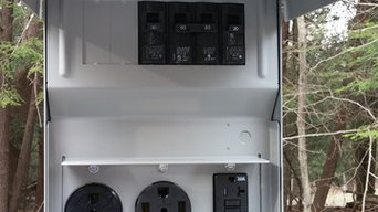 RV Electrical Service and Power outlets