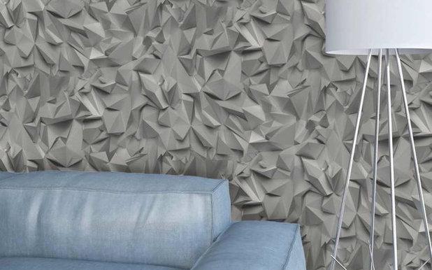 tapeten design tolle ideen wandgestaltung piet hein eek, diese 10 3d-tapeten täuschen ihre augen, Design ideen