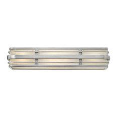 Captivating Hinkley Lighting   Hinkley Lighting 5234BN Winton Brushed Nickel 4 Light  Vanity   Bathroom Vanity Lighting